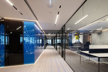 Luminary Asi And Ergene Ofis Dekoratif Led Aydinlatma 7