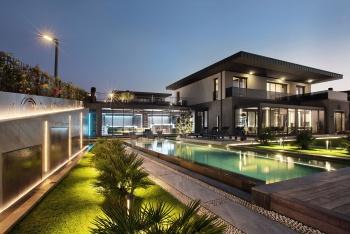 Luminary Ergene Villa Dekoratif Led Aydinlatma 1 1
